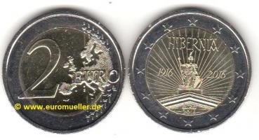 Wwweuromuellerde 2 Euro Sondermünze Irland 2016 Osteraufstand