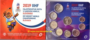 Slowakei KMS 2019 bu. Eishockey WM